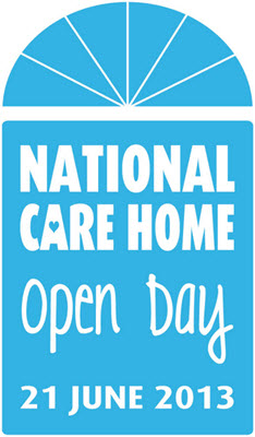 National Care Home Day at St Peter's Care Home 2014